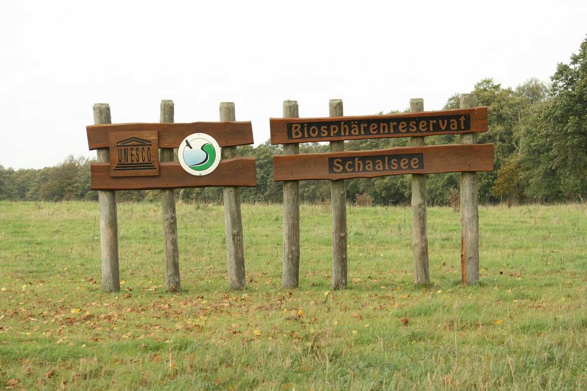 Unesco-Biophärenreservat Schaalsee
