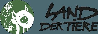 Land der Tiere Logo